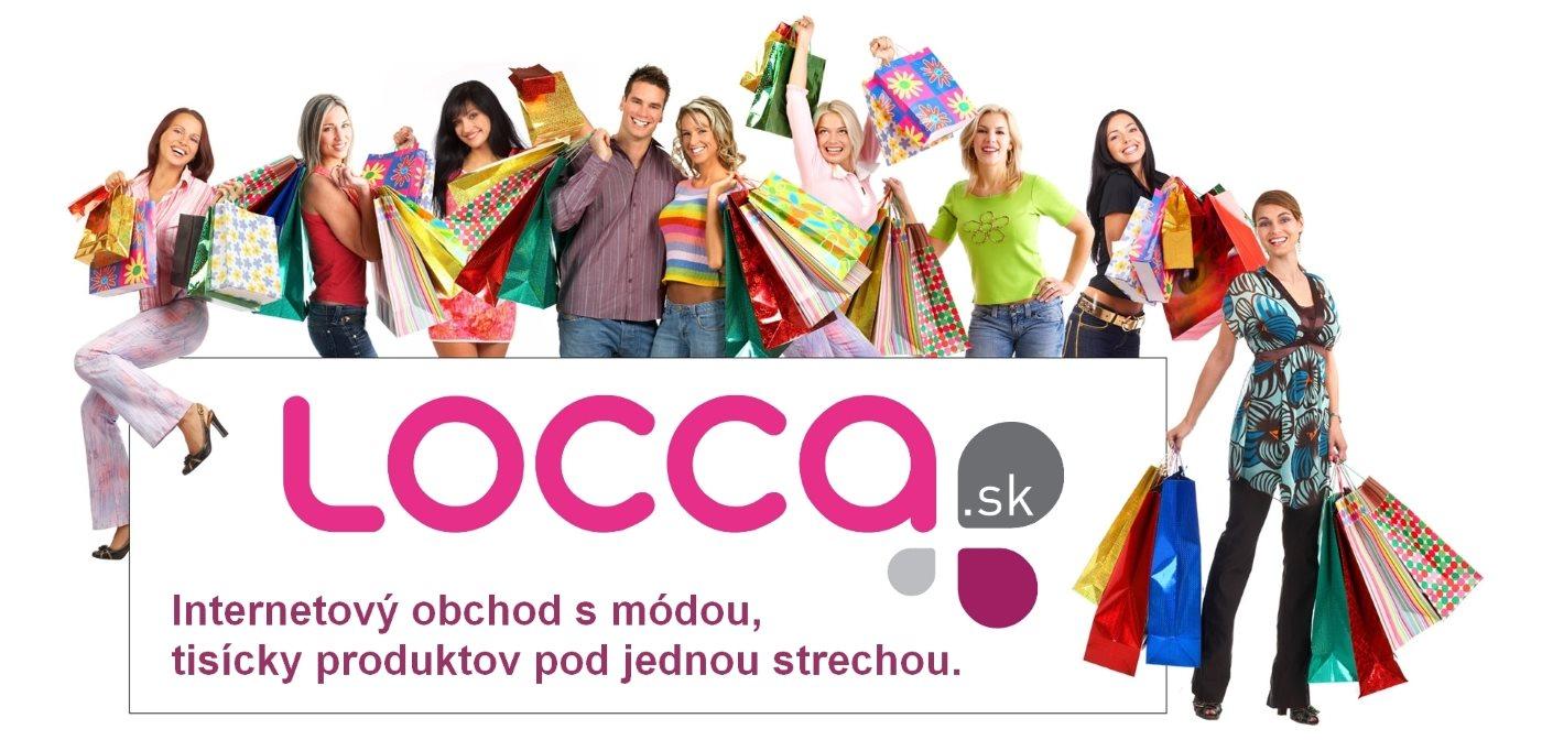 Eshop s oblečením, obuvou a mnoho iného - Locca.sk