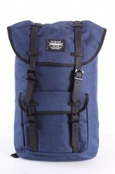 Batoh 1631 (28x50x17 cm) - modrý