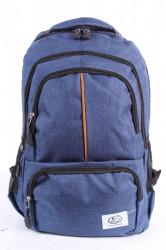 Batoh 8061 (31x45x15 cm) - modrý
