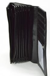 Čašnícka peňaženka ANGEL - čierna (19x10 cm) #1