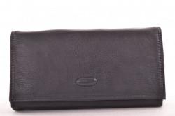 Čašnícka peňaženka BESTITALIA - čierna (19x10,5 cm)