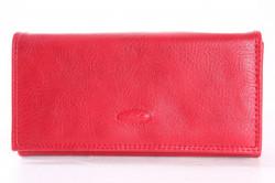 Čašnícka peňaženka BESTITALIA (D222V) - červená (19x10,5 cm)