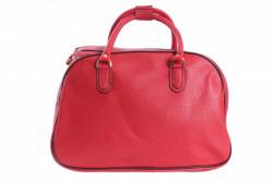 Cestovná taška - červená (41x26x19 cm)