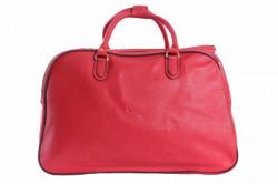 Cestovná taška - červená (49x33x27 cm)