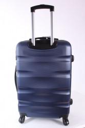 Cestovný kufor BONTOUR (70x45x25 cm s kolieskami) - tmavomodrý #1