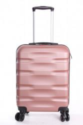Cestovný kufor BONTOUR - CARRY (55x40x20 cm s kolieskami) - staroružový