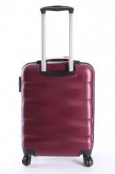Cestovný kufor CABIN (55x40x20 cm s kolieskami) - bordový #1