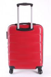Cestovný kufor CABIN (55x40x20 cm s kolieskami) - červený #1