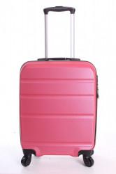 Cestovný kufor CABIN (55x40x20 cm s kolieskami) - ružový