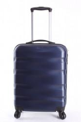 Cestovný kufor CABIN (55x40x20 cm s kolieskami) - tmavomodrý