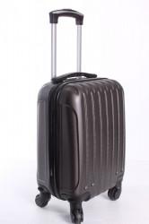 Cestovný kufor LEONARDO DA VINCI - tmavosivý (32x42x20 cm + 5 cm kolieska) #1