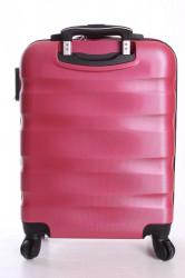 Cestovný kufor malý CABIN (55x40x20  + 5 cm kolieska) - ružový #1