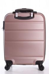 Cestovný kufor malý CABIN (55x40x20  + 5 cm kolieska) - staroružový #1