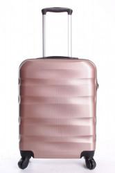 Cestovný kufor malý CABIN (55x40x20  + 5 cm kolieska) - staroružový