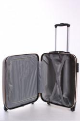 Cestovný kufor malý CABIN (55x40x20 cm + 5 cm) - krémový #1