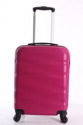 Cestovný kufor malý CABIN (55x40x20cm + 5cm kolieska) - cyklámen