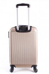 Cestovný kufor malý LEONARDO DA VINCI - béžový (53x37x23 cm + 5 cm kolieska) #1