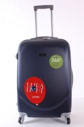 Cestovný kufor ORMI (70x45x25 cm s kolieskami) - modrý