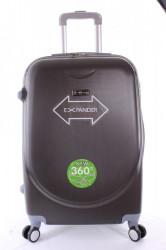 Cestovný kufor stredný (60x40x25 cm+kolieska) VZOR 6 -