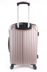 Cestovný kufor stredný HA CHI - béžový (57x40x25 cm + 5 cm kolieska) #1