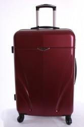 Cestovný kufor veľký (73x48x30 cm) - bordový