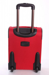 Cestovný kufor XTD malý (43x31x22 cm) - červený #1