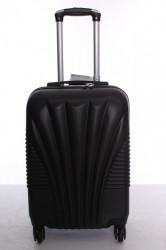 Cestovný kufor XTD malý (50x35x22 cm + 5 cm kolieska) - čierny