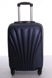 Cestovný kufor XTD malý (50x35x22 cm + 5 cm kolieska) - modrý