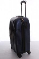 Cestovný kufor XTD malý (50x35x22 cm + 5 cm kolieska) - modrý #1