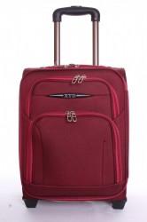 Cestový kufor malý XTD - bordový (43x31x22 cm)
