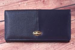 Dámska peňaženka V&V Finder - tmavomodrá (19x9x4 cm)