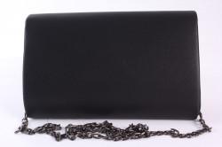 Dámska spoločenská kabelka (HL3152) - čierna (22x14x6 cm) #1