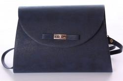 Dámska spoločenská kabelka mramorová (21x16x6 cm) -