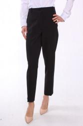 Dámske elastické nohavice TESA CLASSIC - čierne D3