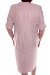 Dámske spoločenské šaty - staroružové #1