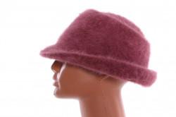 Dámsky klobúk - staroružový (obvod 58 cm)