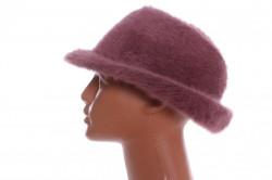 Dámsky klobúk - staroružový