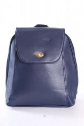 Dámsky ruksak ASHLEY (1393) - modrý (30x27x11 cm)