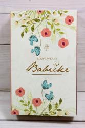 Darčekové balenie-ROZPRÁVKA O BABIČKE (sprchový gel 200ml+olejová pena) #1