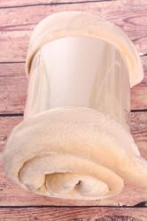 Deka flísová (150x200 cm) - béžová #1