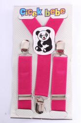 Detské traky - ružové