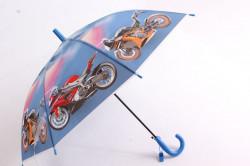 Detský vystreľovací dáždnik s píšťaľkou, ART:POE1027,