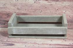 Drevená debnička - malá (17x4,5x10 cm)