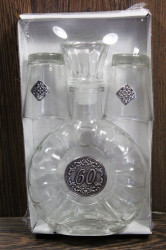 Fľaša + 2 štampedlíky