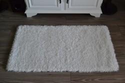Koberec (60x110 cm) - biely