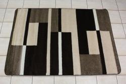 Koberec COMFORT 4738A - béžovo-hnedý (120x170 cm)