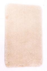 Koberec do kúpeľne (50x80 cm)- béžový