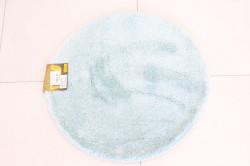 Koberec okrúhly SEBANO DAIRE (M10) - tyrkysový (p. 65 cm)