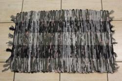 Koberec tkaný bavlnený VZOR 3. - farebný (45x75 cm)