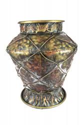 Kovová váza - veľká